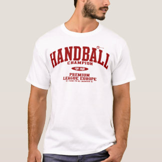 T-shirt Handball