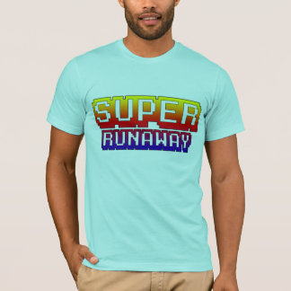 T-shirt Hank et doyen Run Away