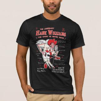 T-shirt Hank Williams