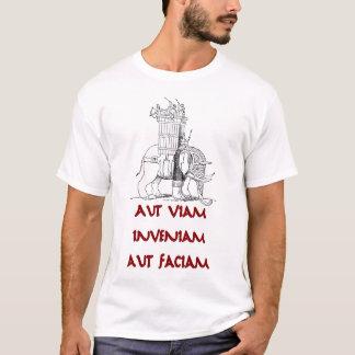 T-shirt Hannibal Aut Viam Inveniam Aut Faciam