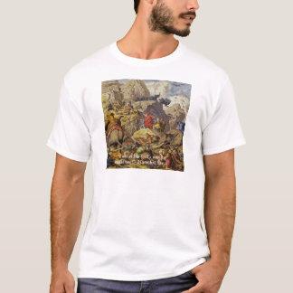 T-shirt Hannibal Barqa et armée et cadeaux et cartes de
