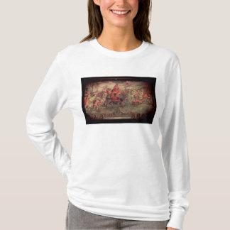 T-shirt Hannibal croisant les Alpes