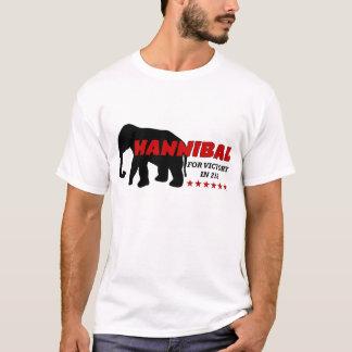 T-shirt Hannibal pour la victoire (chemise de campagne)