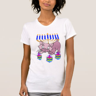 T-shirt Hanoukka Kitty