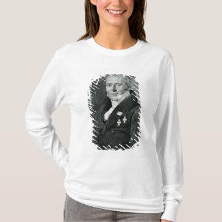 T-shirt Hans Orsted chrétien, gravé par Kaufmann
