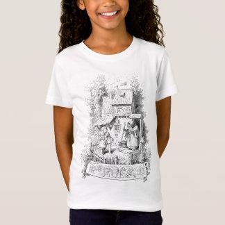 T-Shirt Hansel et Gretel rencontrent la sorcière