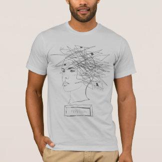 T-shirt Hanté