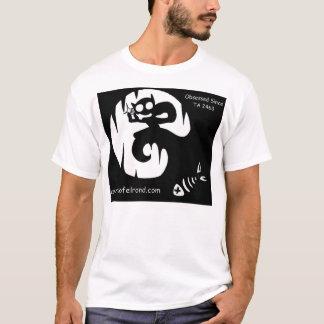 T-shirt Hanté depuis les VENTRES 2463