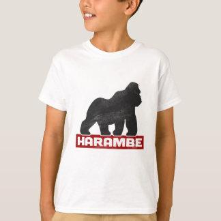 T-shirt HARAMBE matière des 2016 vies