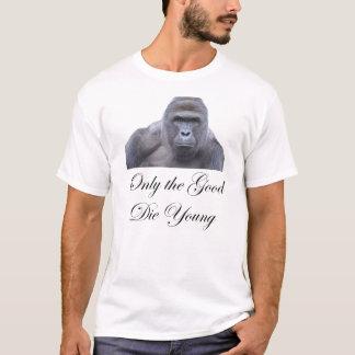 T-shirt Harambe T commémoratif