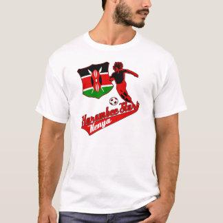T-shirt Harambee tient le premier rôle le Kenya