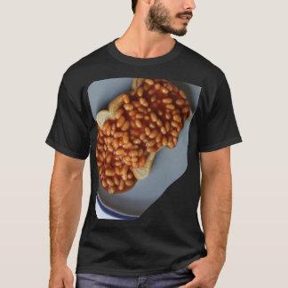 T-shirt Haricots britanniques sur le cadeau de