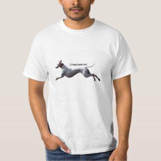 T-shirt Haricots de @beansthewhippet d'haricots d'équipe