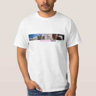 T-shirt Haricots de disciple de gazouillement le whippet T
