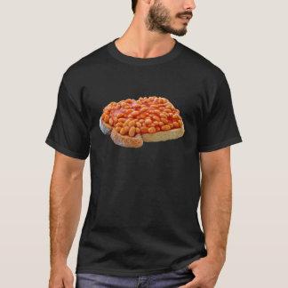 T-shirt Haricots sur le pain grillé