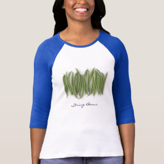 T-shirt Haricots verts