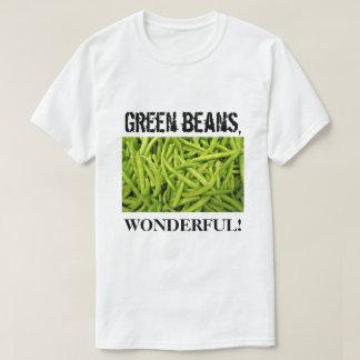 T-shirt Haricots verts merveilleux
