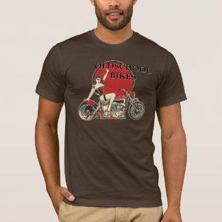 T-shirt Harley Davidson - Old School Bikes - Retro