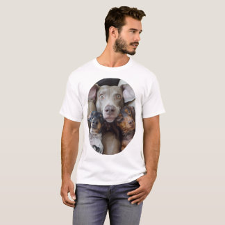 T-shirt Harlow, l'Indiana et Reese