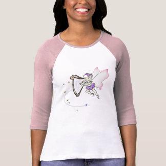 T-shirt Harpiste de lutin