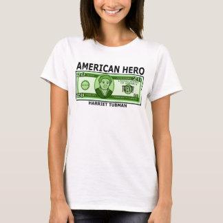T-shirt Harriet Tubman sur billet de vingt dollars