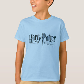 T-shirt Harry Potter et le de mort sanctifie le logo 1 2