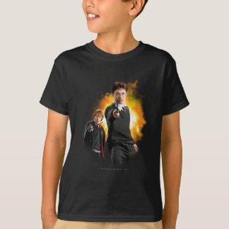 T-shirt Harry Potter et Ron Weasely