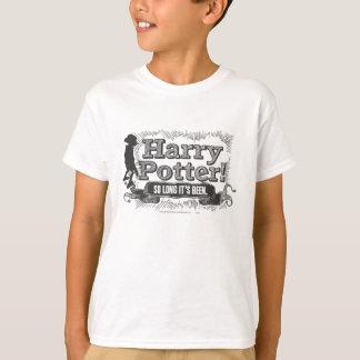 T-shirt Harry Potter ! Tellement longtemps il a été