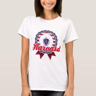 T-shirt Harvard, mA