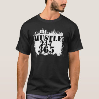 T-shirt Hâte dans la ville 24-7 365