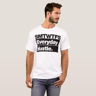T-shirt Hâte quotidienne de SMTWTFS