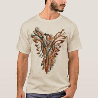 T-shirt Hausse de l'art populaire de Mexicain de Phoenix