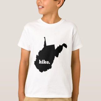 T-shirt Hausse la Virginie Occidentale