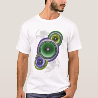 T-shirt Haut-parleurs divins