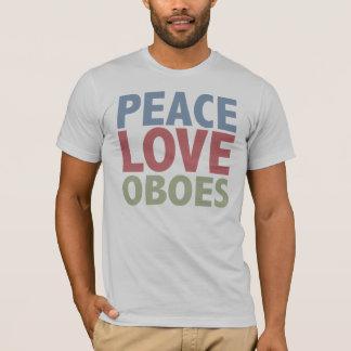 T-shirt Hautbois d'amour de paix
