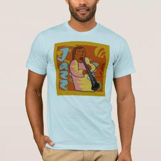T-shirt Hautbois de jazz