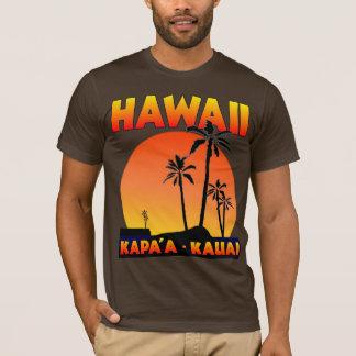 T-shirt Hawaï - Kapaa - Kauai