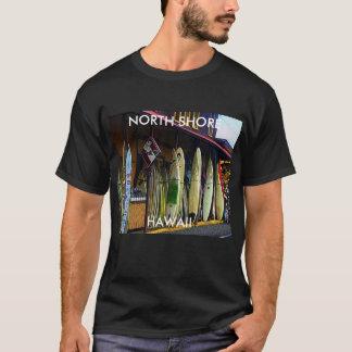 T-shirt hawaïen de surfers