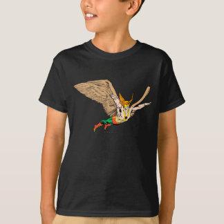 T-shirt Hawkman vole
