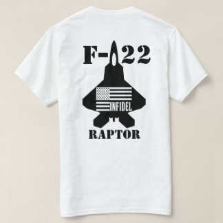 T-shirt HB infidèle F-22
