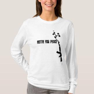 T-shirt HBA Hottie pour la paix