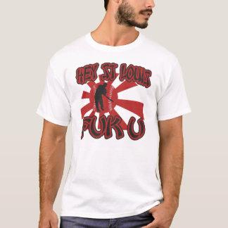 T-shirt Hé St Louis Fuku