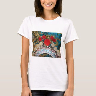 T-shirt headress chinois antiques
