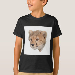 T-shirt Headshot TWurl de CUB de guépard