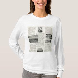 T-shirt Healdsburg, la Californie