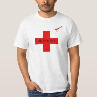 T-shirt Healer needed