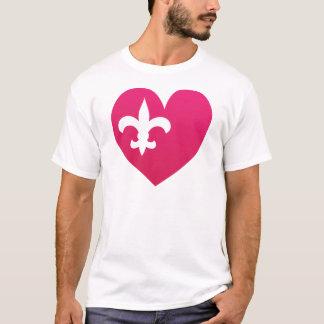 T-shirt Heart de Lis