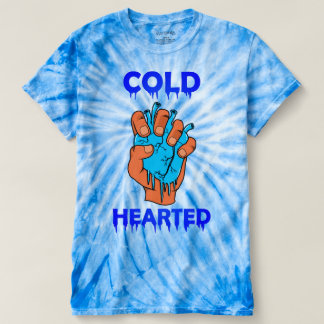 T-shirt hearted froid
