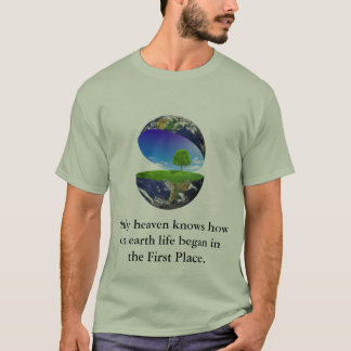 T-shirt Heaveven seulement sait…