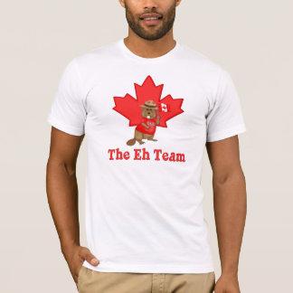 T-shirt Hein castor d'équipe